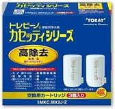 [9東京直購] 日本製, TORAY淨水器濾心 MKC.MX2J-Z (2個MKC.MXJ)