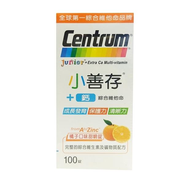 小善存 加鈣綜合維他命 100錠
