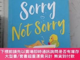 二手書博民逛書店Sorry罕見Not SorryY385290 Sophie Ranald Bookouture ISBN:9