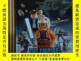 二手書博民逛書店LEGO,Star罕見Wars ,The Empire Stri