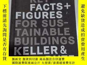 二手書博民逛書店Pinpoint:罕見Key Facts + Figures for Sustainable BuY26941