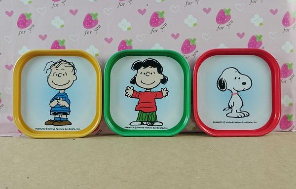 【震撼精品百貨】史奴比Peanuts Snoopy ~杯墊_3色