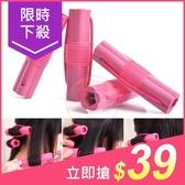 美髮小物 空氣感海綿魔鬼氈捲髮器(6入)【小三美日】$59