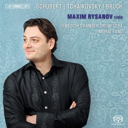 【停看聽音響唱片】【SACD】舒伯特、柴可夫斯基、布魯赫:中提琴作品