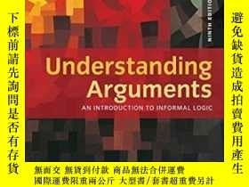 二手書博民逛書店【罕見】Understanding Arguments-理解論點Y27248 Walter Sinnott-a