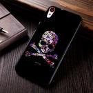 [Desire 830 硬殼] htc d830 D830X 手機殼 外殼 黑暗骷髏