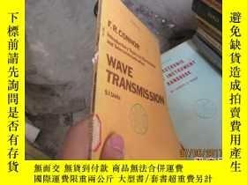 二手書博民逛書店wave罕見transmission 641719636 con