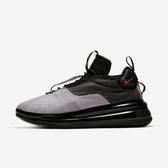 Nike Air Max 720 Waves [BQ4430-001] 男鞋 運動 休閒 緩震 柔軟 復古 百搭 灰 黑