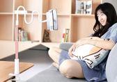 手機架懶人支架iPad床頭Pad看電視萬能通用床上用平板夾直播4桌面宿舍個性多功能 伊鞋本鋪