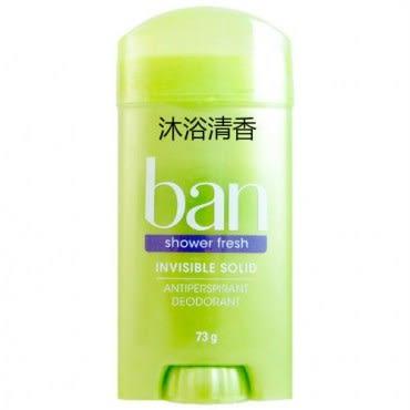 加拿大 ban盼 清新體香膏沐浴清香(2.6oz/73g)*6