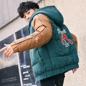 棉衣新款2019冬天羽絨棉服青少年面包服短款學生外套加厚保暖男裝