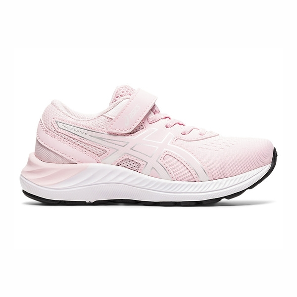 Asics Pre Excite 8 Ps [1014A197-701] 中童鞋 慢跑 運動休閒 輕量 支撐 緩衝 粉紅