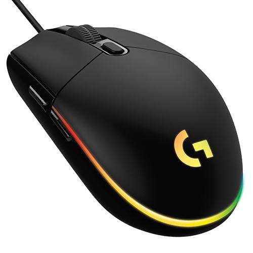 Logitech 羅技 G102 LIGHTSYNC RGB 炫彩 電競 滑鼠 黑色