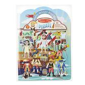 《 美國 Melissa & Doug 》 泡泡貼紙簿 - 尋寶冒險  ╭★ JOYBUS歡樂寶貝