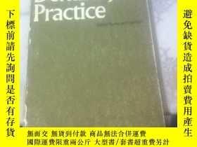二手書博民逛書店Preventive罕見Dentistry in Practic