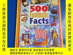 二手書博民逛書店500罕見Fantastic FactsY172244 500 Fantastic Facts 500 Fan