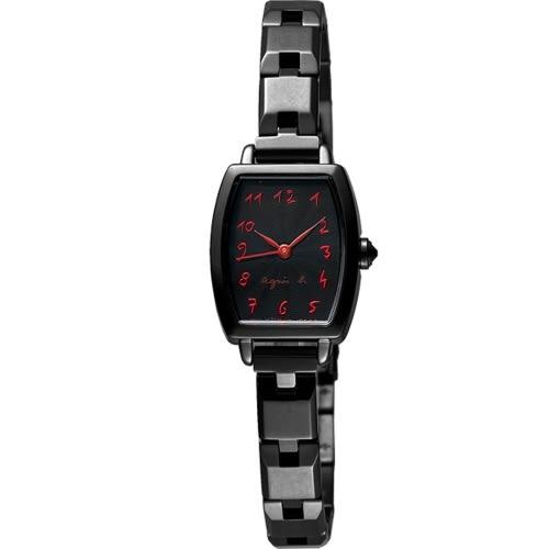 AGNES.B/小酒桶氣質時尚腕錶/1N01-0RZ0X