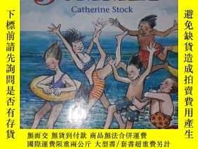 二手書博民逛書店ISLAND罕見SUMMER Catheri stockY157