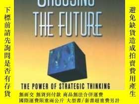 二手書博民逛書店Choosing罕見The FutureY255562 Stuart Wells Butterworth-he