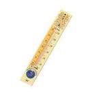 《享亮商城》NO.2470 木製溫度計   LIFE