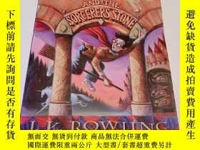 二手書博民逛書店Harry罕見Potter and the sorcerer's stoneY388677 J.K.ROWLI