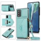 三星S20/S10 Plus保護殼 SamSung Note10保護套 多功能Galaxy S21 Ultra手機套 三星斜挎防摔note20手機殼