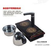 110v伏電茶爐美國日本台灣自動上水電熱水壺電煮茶爐泡茶壺電磁爐T