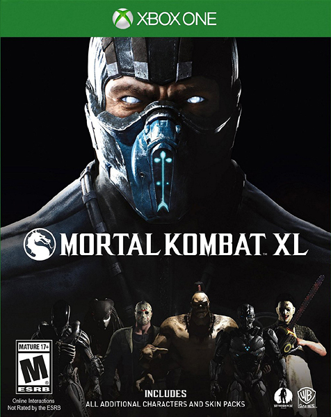 X1 Mortal Kombat XL 真人快打 XL(美版代購)