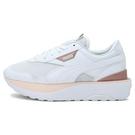 【現貨】PUMA CRUISE RIDER 女鞋 休閒 厚底 輕量 皮革 白 粉【運動世界】37486501