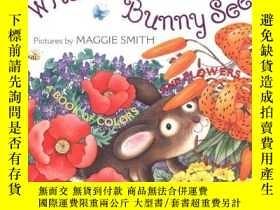 二手書博民逛書店What罕見Does Bunny See?Y256260 Park, Linda Sue  Smith, Ma