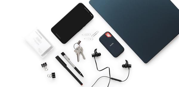 【2T 公司貨 保固3年】Sandisk E60 Extreme Portable SSD 行動固態硬碟 2TB 550MB/s IP55防水防塵