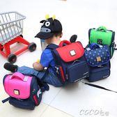 書包 幼兒園小學生男幼兒園書包1-3-5歲寶寶書包防走失背包 coco衣巷