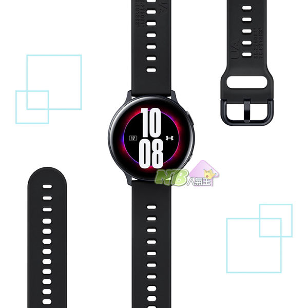 Samsung Galaxy Watch Active2 ◤送Samsung 無線閃充充電板◢ 手錶 R820 UA聯名款