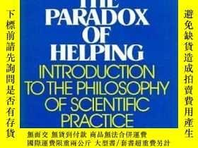 二手書博民逛書店The罕見Paradox of Helping; Introdu