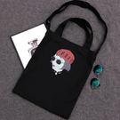 手提包 帆布袋 手提袋 環保購物袋【DEA0042】 icoca  08/18