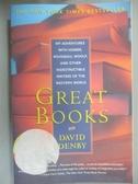 【書寶二手書T2/文學_QCD】Great Books: My Adventures With Homer, Rouss
