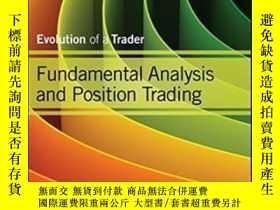 二手書博民逛書店Fundamental罕見Analysis And Position Trading: Evolution Of