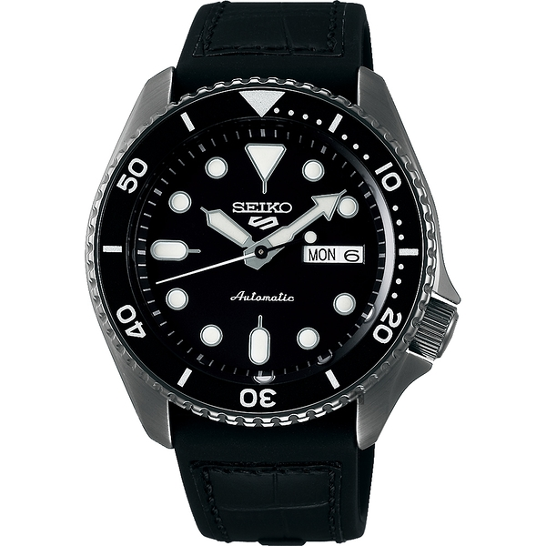 SEIKO 精工 5 Sports 系列機械錶-42.5mm 4R36-07G0X(SRPD65K3)