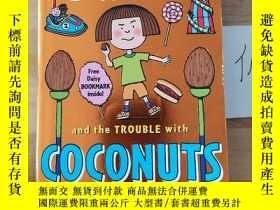 二手書博民逛書店Daisy罕見and the Trouble with coconutsY246207
