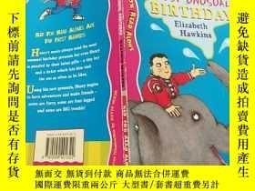 二手書博民逛書店henry s罕見most unusual birthday:亨利最不尋常的生日Y200392