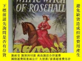 二手書博民逛書店THE罕見WHITE WITCH OF ROSEHALLY857