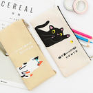 【BlueCat】日文物語貓咪的生活帆布...