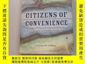 二手書博民逛書店citizens罕見of convenience 方便的公民Y25607