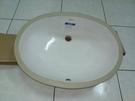 【麗室衛浴】 American Standard 下崁盆WP-TF 0459 客戶升級托售 只有1只全新