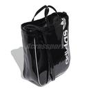 adidas 手提包 Vintage Airliner Shopper Luxe Bag 黑 白 男女款 肩背 兩用 【ACS】 GD4780