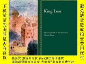 二手書博民逛書店King罕見Lear (bloom s Shakespeare Through The Ages)-李爾王(布魯姆