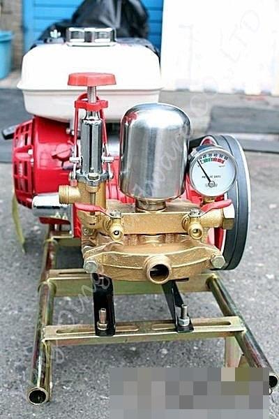 """本田HONDA5.5HP引擎附3/4""""洗車噴霧機"""