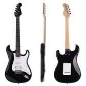 ★JYC Music★嚴選JYC ST2單單雙電吉他(鏡面黑)內建調音器款~限量款