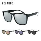 【KEL MODE 太陽眼鏡】時尚造型雷朋款太陽眼鏡/墨鏡 (四款任選)