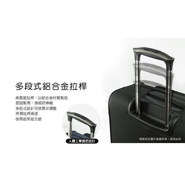 《熊熊先生》eminent 萬國通路 八輪 軟殼箱 S0100 行李箱 20吋 旅行箱
